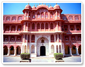 City Palace,  Jaipur