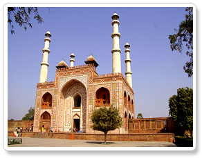 Sikandra Tomb